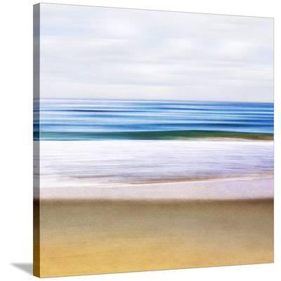 An Abstract Ocean Seascape--Stretched Canvas Print
