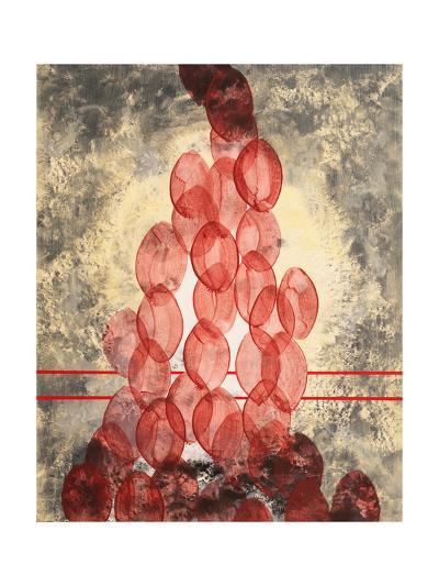An Abstract Painting-clivewa-Art Print