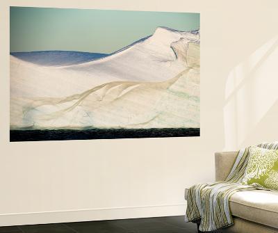 An Abstract View of an Iceberg-Tom Murphy-Wall Mural