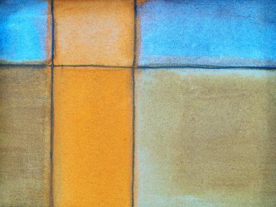 An Abstract Watercolor Painting-clivewa-Art Print