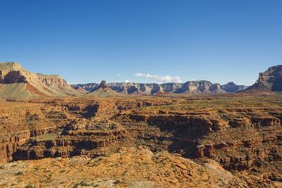 An Aerial View of the Grand Canyon, in Arizona-Mike Theiss-Photographic Print