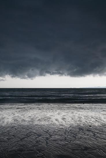 An Afternoon Storm Approaching Railay Beach-Erika Skogg-Photographic Print