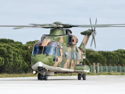 An Agusta Westland EH101 of the Portuguese Air Force-Stocktrek Images-Photographic Print