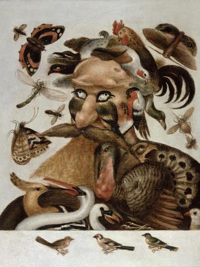 An Allegory of Air-Giuseppe Arcimboldo-Giclee Print