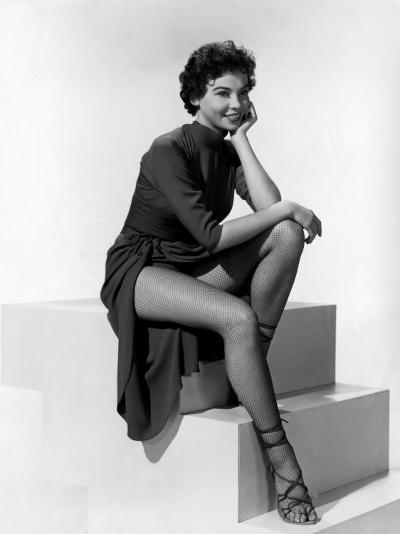 An American in Paris, Leslie Caron, 1951--Photo