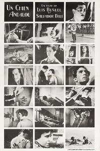 """An Andalusian Dog, 1929, """"Un Chien Andalou"""" Directed by Luis Buñuel"""