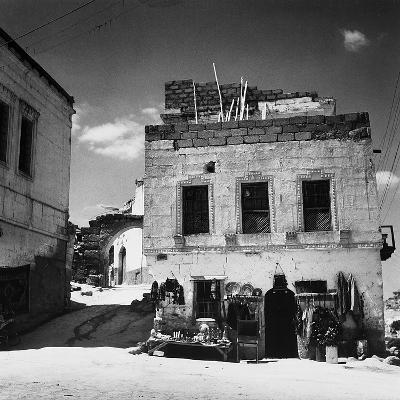 An Antique Store Along the Streets of Velisar in Turkey-Pietro Ronchetti-Photographic Print