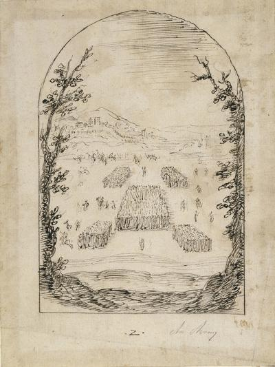 An Army-Inigo Jones-Giclee Print