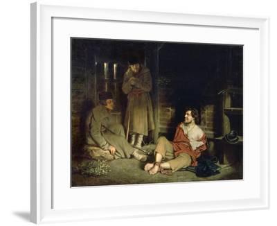 An Arrant Knave, 1873-Vasili Grigoryevich Perov-Framed Giclee Print