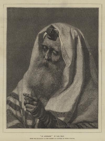 An Askenazim-Carl Haag-Giclee Print