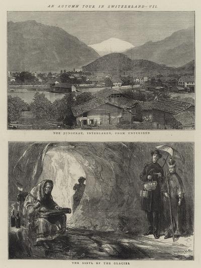 An Autumn Tour in Switzerland, VII-Sydney Prior Hall-Giclee Print