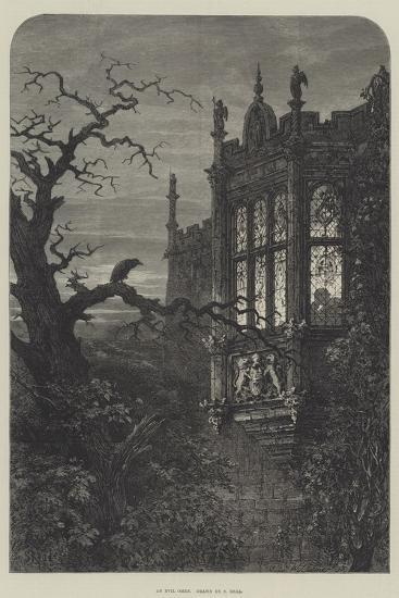 An Evil Omen-Samuel Read-Giclee Print