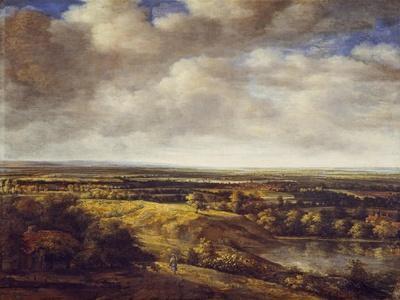 An Extensive Landscape, 1666-Phillips de Koninck-Giclee Print