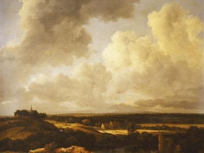 An Extensive Landscape in Summer, 1665-70-Jacob Isaaksz^ Or Isaacksz^ Van Ruisdael-Giclee Print