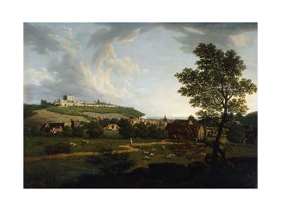 An Extensive View of Dover and Dover Castle-Arthur Nelson-Giclee Print