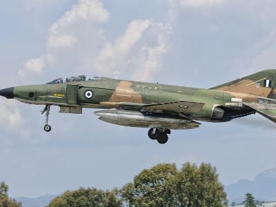 An F-4 Phantom of the Hellenic Air Force-Stocktrek Images-Photographic Print