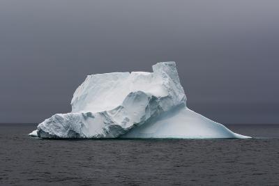 An Iceberg in the Gerlache Strait, Antarctica-Sergio Pitamitz-Photographic Print