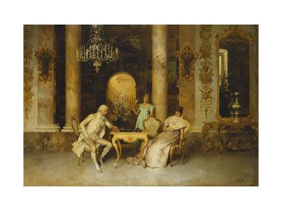 An Imminent Defeat-Francesco Beda-Giclee Print