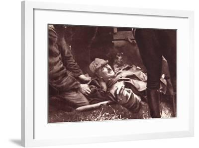 An Incredible Feat'--Framed Photographic Print