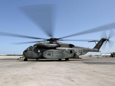 An MH-53E Sea Dragon Helicopter-Stocktrek Images-Photographic Print