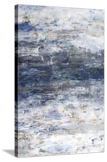 An Ocean Of Sky-Hilario Gutierrez-Stretched Canvas Print