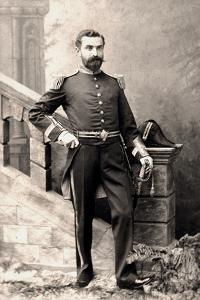 An Officer in Full Uniform, Early 20th Century