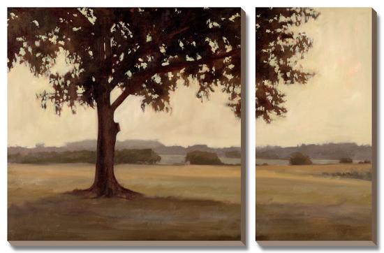 An Old Acquaintance-Megan Lightell-Canvas Art Set