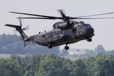 An Upgraded Ch-53Ga Helicopter of the German Air Force-Stocktrek Images-Photographic Print