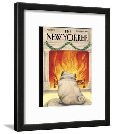 The New Yorker Cover - December 19, 2016