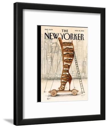 The New Yorker Cover - March 25, 2013
