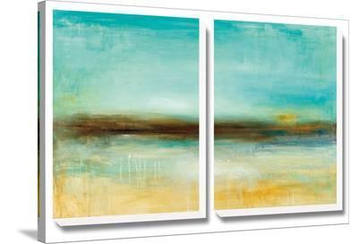 Ana's Pier-Wani Pasion-Stretched Canvas Print