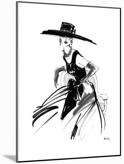 Anabel-Mona Shafer-Edwards-Mounted Art Print