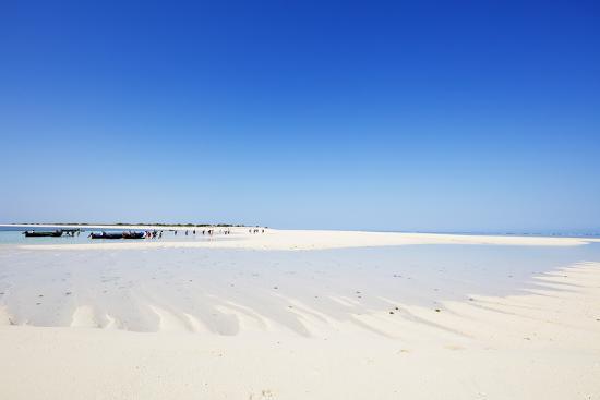 Anakao, Nosy Ve island, southern area, Madagascar, Africa-Christian Kober-Photographic Print