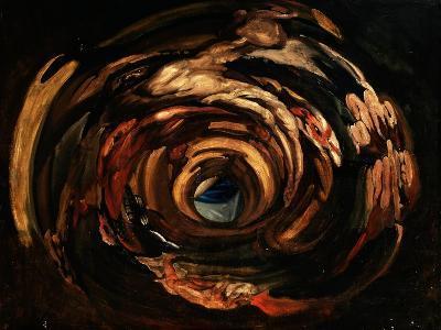 Anamorphosis of Rubens-Domenico Piola I-Giclee Print