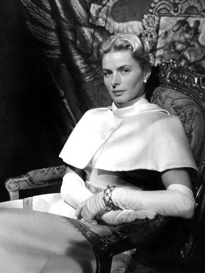 Anastasia, Ingrid Bergman, 1956--Photo