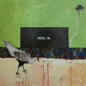 Diesel Oil, 2014 by Anastasia Lennon