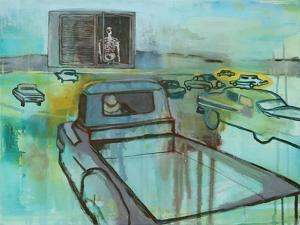 Drive-In, 2014 by Anastasia Lennon