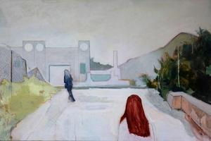 Industrial Deja-Vu, 2016 by Anastasia Lennon