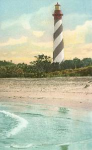 Anastasia Lighthouse, St. Augustine, Florida