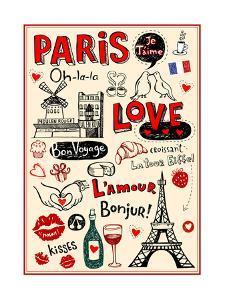 Paris - A City Of Love And Romanticism by Anastasiya Zalevska