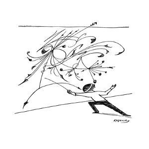 New Yorker Cartoon by Anatol Kovarsky
