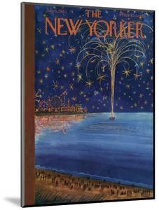 The New Yorker Cover - July 6, 1963 by Anatol Kovarsky