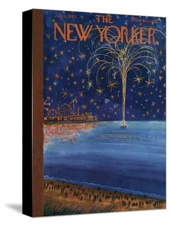 The New Yorker Cover - July 6, 1963