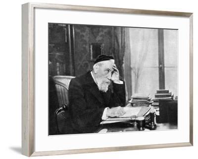 Anatole France Photo--Framed Photographic Print