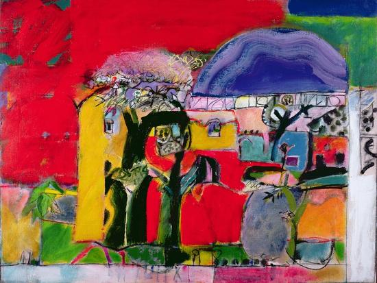 Anatolia, 1995-97-Derek Balmer-Giclee Print