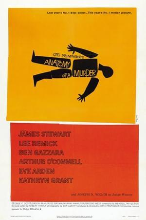 Anatomy of a Murder, 1959, Directed by Otto Preminger