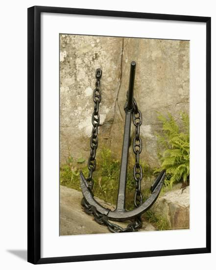 Anchor, Egersund, Norway-Russell Young-Framed Photographic Print