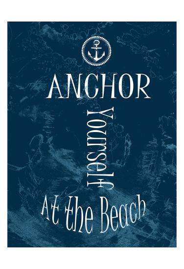 Anchor-Sheldon Lewis-Art Print