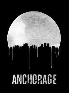 Anchorage Skyline Black