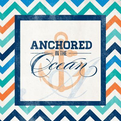 Anchored--Art Print
